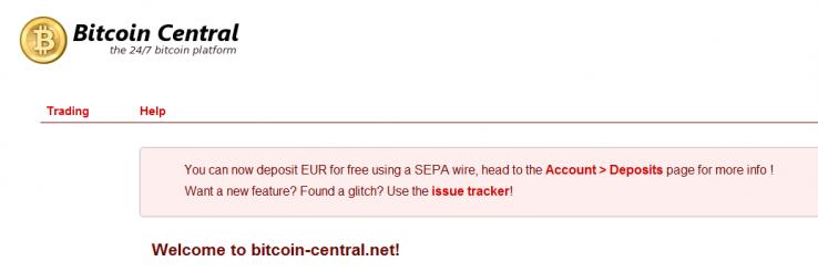 Bitcoin-central Live!