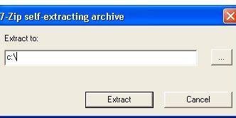 uitpakken guiminer software