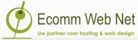 EcommWeb voor Webdesign & Webhosting
