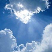 Achter de wolken schijnt voor Bitcoin toch nog de zon