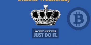 Bitcoin Wednesday Amsterdam #16: Sweet Sixteen