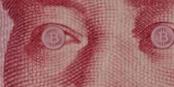 Bitcoin koers passeert de 1000 Yuan