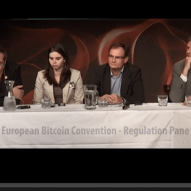 Bitcoin regulation panel
