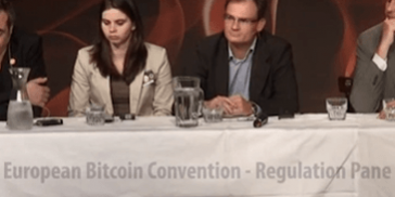 Bitcoin regulation panel