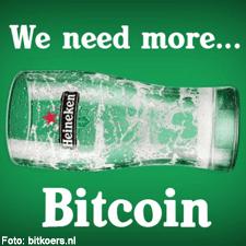 Grote bedrijven snuffelen aan Bitcoin