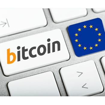 Bitcoin in Europa: Nederland bovenaan