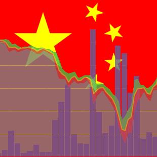 Beursdaling Bitcoin veroorzaakt door Chinese regelgeving