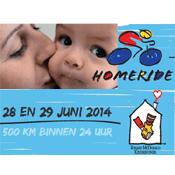 Bitcoinspot.nl rijdt mee in de homeride voor het Ronald McDonald Kinderfonds