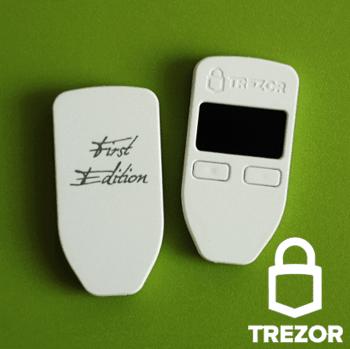 Getest: Trezor bitcoin hardware wallet