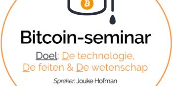 3 september 2014: Bitcoin seminar te Amsterdam