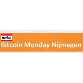 Vanaf nu: elke maand Bitcoin Monday in Nijmegen