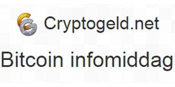 Verslag Cryptogeld.net Bitcoin infomiddag