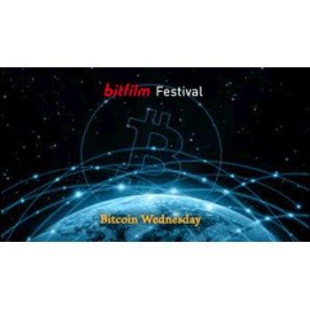 Bitcoin filmfestival in Pakhuis de Zwijger