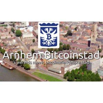 Van Arnhem Bitcoinstad naar Bitcoinmetropool: Dat moet gevierd worden!