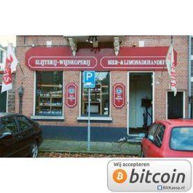 Bierspeciaalzaak van Pernis accepteert Bitcoin