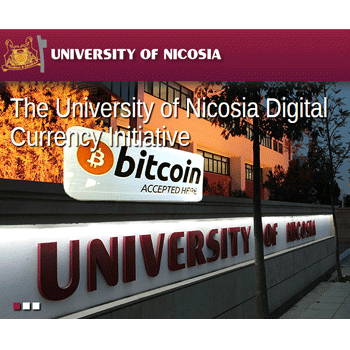 Universiteit van Nicosia start met Masters Degree in Cryptocurrency