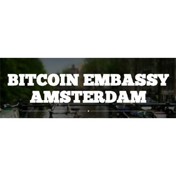 Ook Amsterdam heeft vanaf 12-12-2014 zijn eigen Bitcoin Embassy