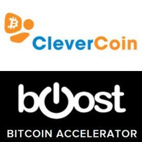 Clevercoin neemt deel aan Boost VC, Bitcoin Accelerator