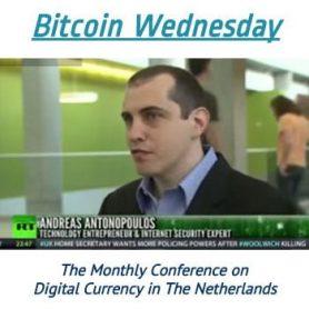 Bitcoin wednesday #22: Bitkassa, Blocktrail & Andreas M. Antonopoulos