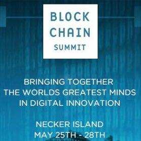 Richard Branson organiseert Bitcoin & Blockchain bijeenkomst op prive eiland