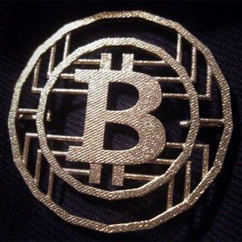 Ook fan van Bitcoin? laat het zien met het bitcoin-speldje