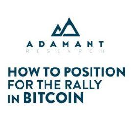 Bent u al voorbereid op de volgende Bitcoin rally?
