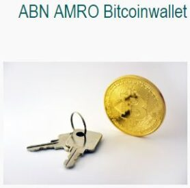 De ABN AMRO denkt na over een Bitcoinwallet