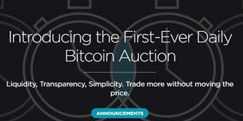 Digital-currency exchange Gemini introduceert dagelijkse Bitcoin veiling