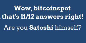 Ben jij een echte Bitcoiner? doe dan de bitcoin quiz