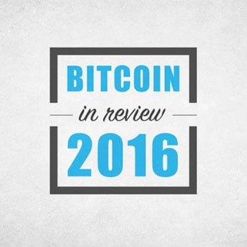 Bitcoin in 2016: De cijfers en statistieken