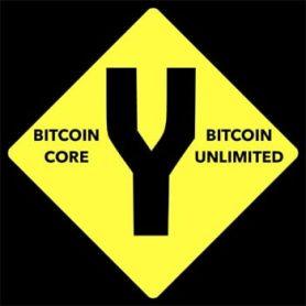 Een hard-fork & Bitcoin unlimited. Twee dingen waar niemand op zit te wachten.