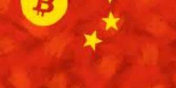 Flinke dip in de Bitcoin koers door nieuws en geruchten uit China
