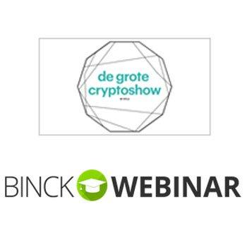 Donderdagavond 21 december: twee webinars over bitcoin bij RTLZ en Binck bank.