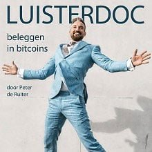 Bitcoinspot.nl luistert: Beleggen in bitcoins door Peter de Ruiter