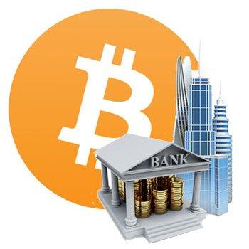 Terwijl de Bitcoin koers onrustig is blijft de aandacht van banken en overheden toenemen.