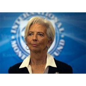 Ook Christine Lagarde van het IMF ziet de potentie van Bitcoin en blockchain.