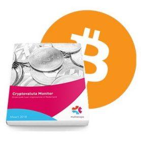 Bijna de helft van cryptocurrency investeringen wordt gedaan in Bitcoin