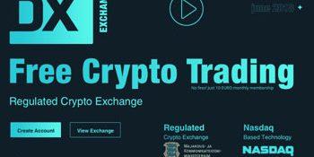Beursgigant NASDAQ komt volgende maand met een eigen cryptocurrency Exchange: DX