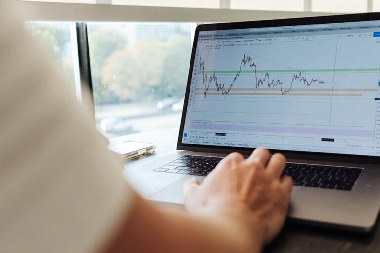 BItcoin Volatiliteit Koersdaling