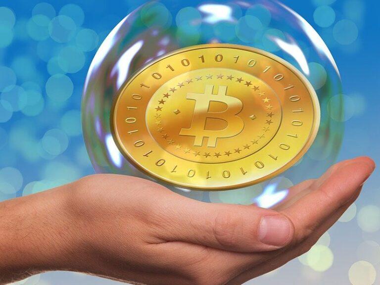 Bitcoin Bubbel Zeepbel