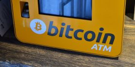 Bitcoin Cryptocurrency ATM Wereld
