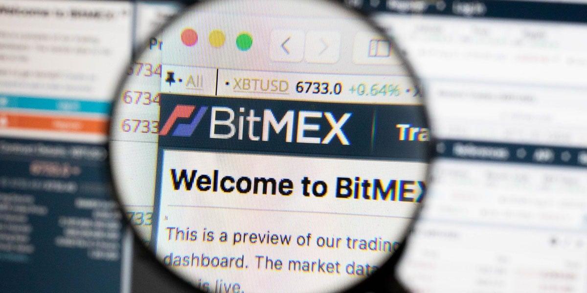 Bitmex Fonds Bitcoin