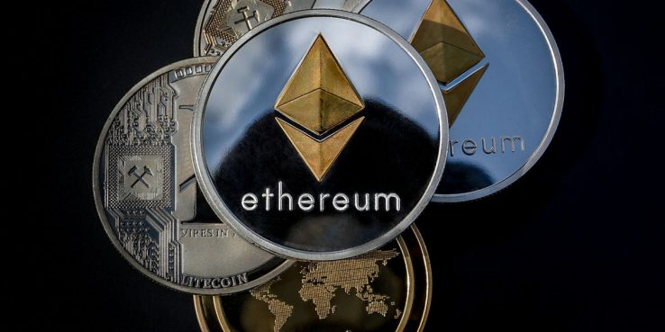 Cryptocurrency-Ethereum-verjaardag