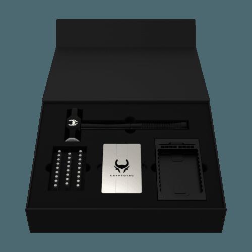 cryptotag verpakking