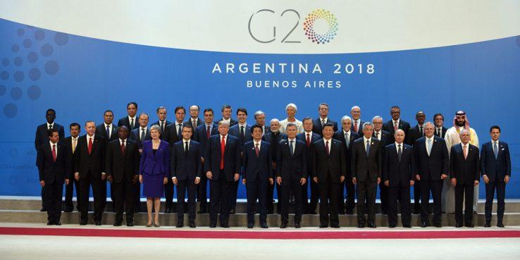 G20 Argentinie Bitcoin Cryptocurrencies