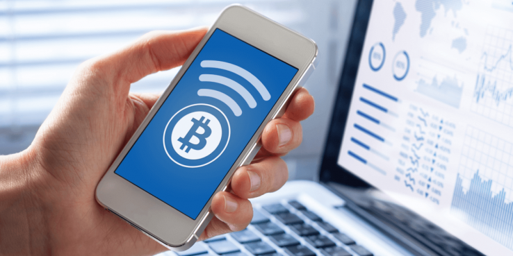 Betalen met bitcoin