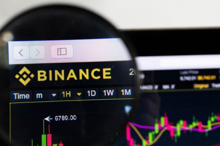 werken met binance cryptocurrency wallet