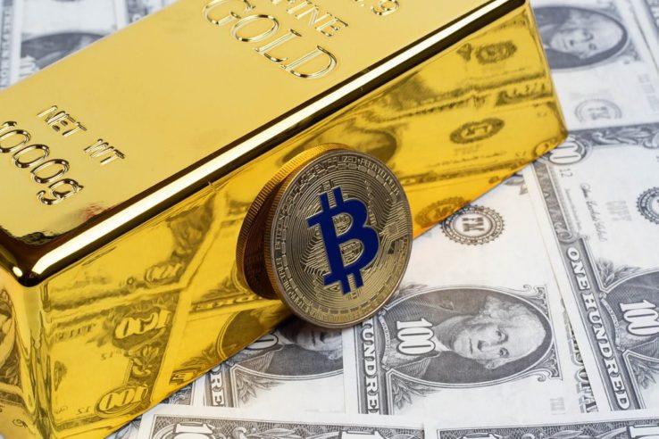 Bitcoin het nieuwe goud
