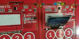 Coincard hardware wallet