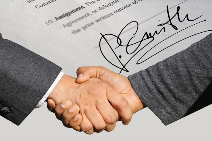 Miniscript contract